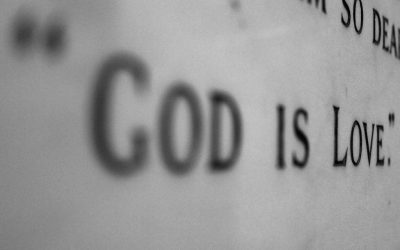God is God and God is Love